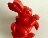 Bunny Rabbit Buttons 7 different colours