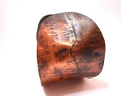 Copper Cuff  Bracelet - Wonder Woman - esque