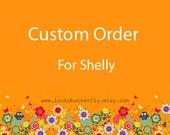 CUSTOM ORDER -  For Shelly -  20 Angels Prayer Ornaments