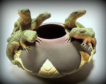 Five Lizard Bowl