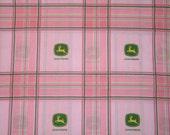 John Deere Fabric cotton  by the yard