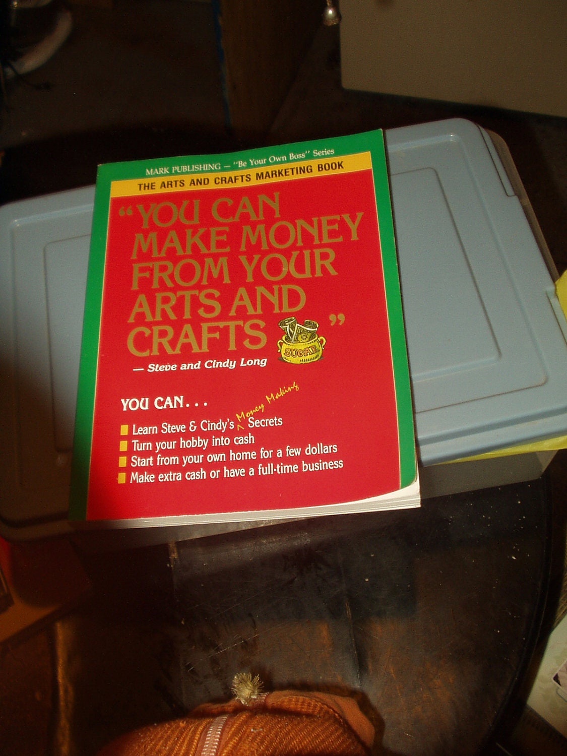 You can make money from your arts and crafts by steve by for Arts and crafts that make money