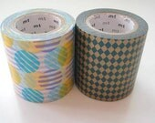 mt Washi Masking Tape - Purple Arch - Limited Edition - 50mm Wide