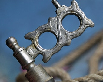 antique key from a Russian samovar...    T 16