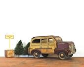 Road Trip - Vintage Built Rite Jeep - Vintage Built Rite Constructed Car
