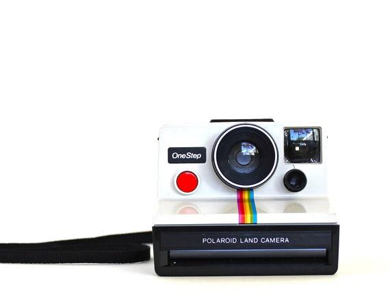 Pictures Last Longer - Vintage Polaroid Camera - Vintage Polaroid One Step Land Camera