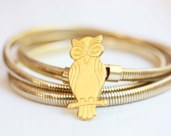 Owl Coil Belt - XS and Small