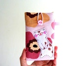 iPhone Cover, Iphone Sleeve, Woodland Mobile Cover, iPhone Case - Cat