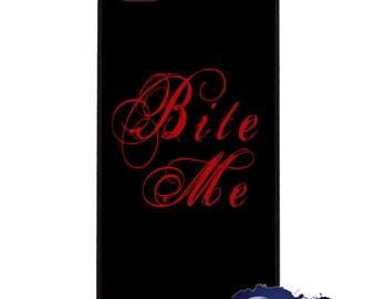 Bite Me - iPhone Cover, Case