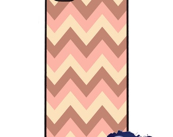 Neopolitan Chevron - iPhone Cover, Case