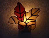 Fall Leaves nightlight