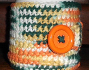 Cup Cozy-----Sunflower