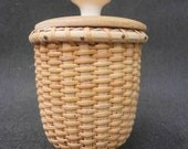 Penny Basket, Nantucket Lightship Style