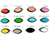 Mini ink pads