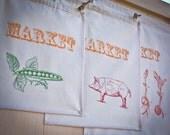 Market Bags Reuseable Produce