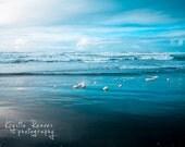 Pacific Blue - 8x10 Fine Art Photograph