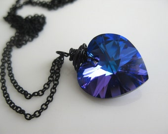 The Heart of Darkness Necklace (Twilight-Inspired)