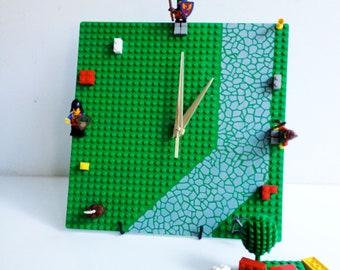 Unique Lego Clock