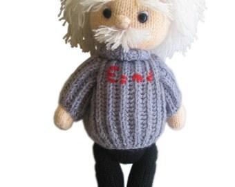Einstein Baby Pdf Email Knit PATTERN