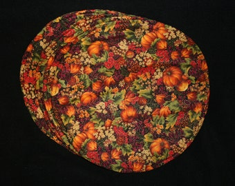 Placemats - Fall - Round