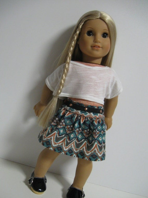 American Girl Doll -Back to School