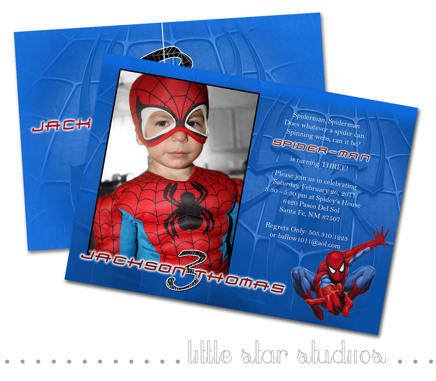 Free Spiderman Birthday Invitations for awesome invitations template