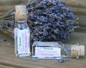 Luvli Lavender Organic Facial Toner natural eco-friendly vegan - SAMPLE