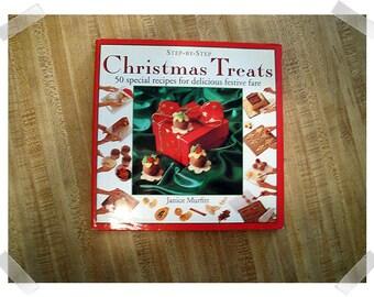 Step by Step Christmas Treats/Hardcover Idea Book**