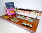 Office Vintage Desk Organizer
