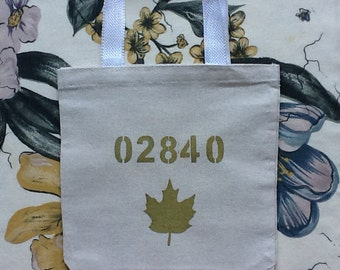 Zip Code Wedding Welcome Bags- Seasons