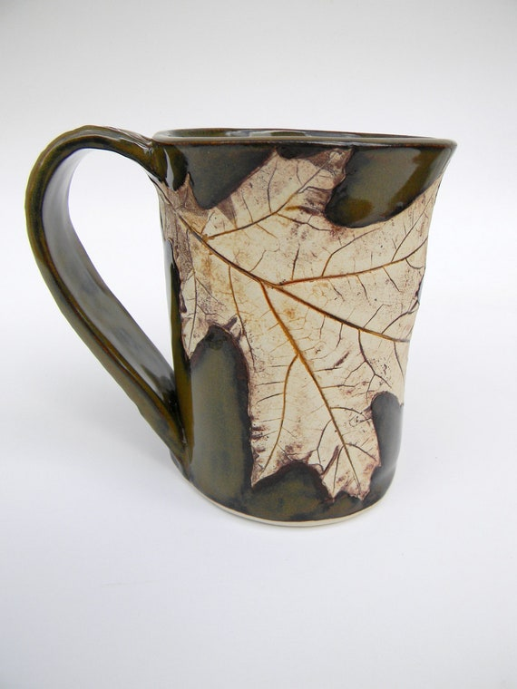 Fall Leaf Mug
