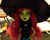 OOAK Monster High Doll - Hazel Nightshade