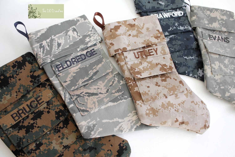 Army Stocking 15