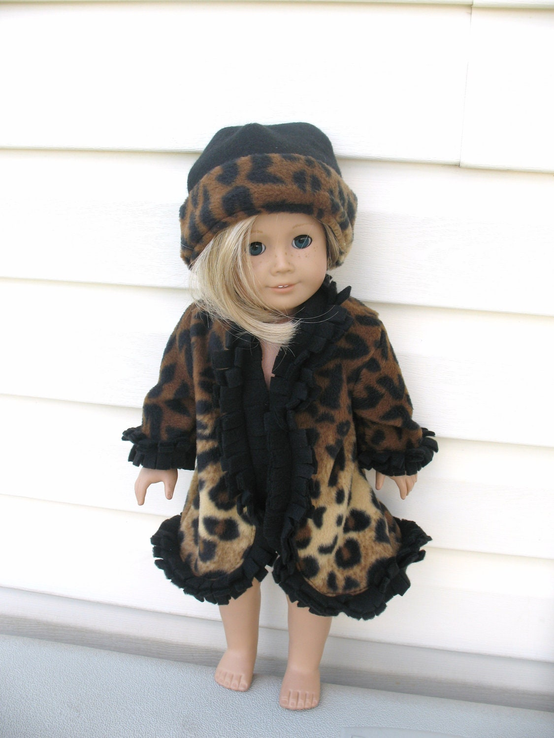 Doll clothes for 18 inch american girl dolls or 18 for Garden tools for 18 inch doll