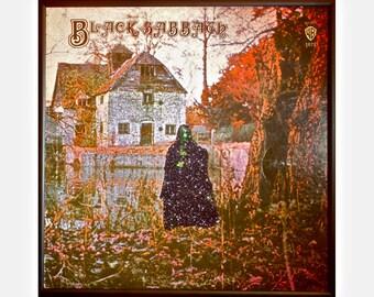 Glittered Black Sabbath Black Sabbath Album