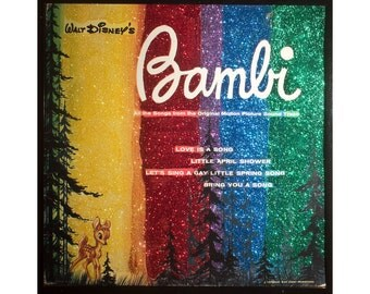 Glittered Bambi Soundtrack Album