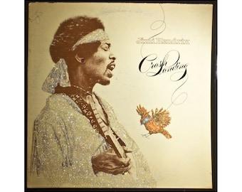 Glittered Jimi Hendrix Crash Landing Album