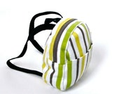 Stripe Printed Backpack for 18 Inch Dolls