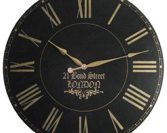 Extra Large Clock | Etsy