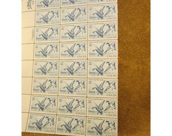 1984 Preserving Wetlands  20 Cent US Postage Stamp - Sheet of 24