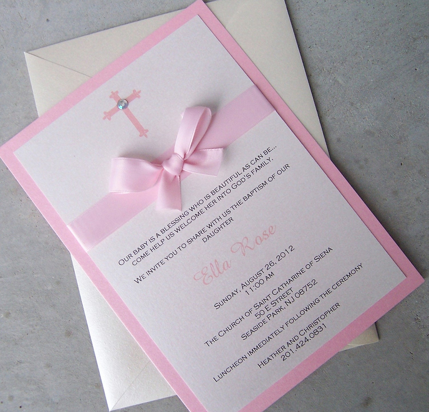 Invitation For Baptism could be nice ideas for your invitation template