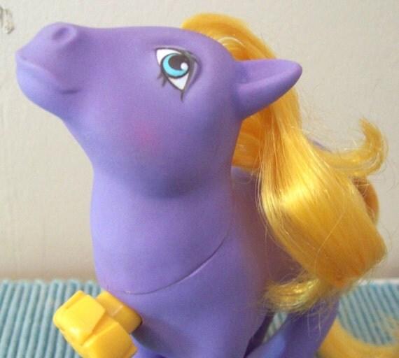 My Little Pony Vintage G1 Tap Dancer - nice shape