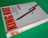 Vintage 1962 King Rat by James Clavell