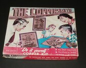 The Coppersmith, An Easy Do it Yourself Copper Kit, Original Box, Vintage 1950s, Copper Sheet, Art, Vintage Hobby, Collectible Craft, Retro