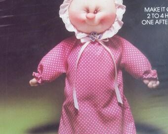 Soft Sculpture Doll Kit Complete Kit / 1970s