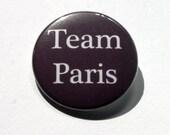 Greek Hero Badge - Team Paris - Purple Badge