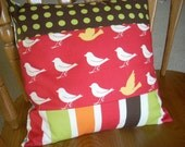 oh deer 14 x 14 Pillow Cover - FREE SHIPPING
