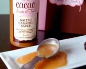 Salted Caramel Sauce - 8 oz.