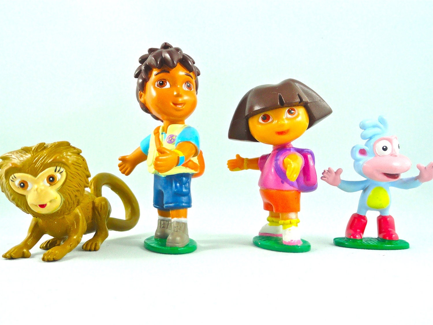 Go Diego Go Cake Decorations