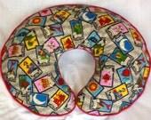 Boppy Pillow Nursing Pillow Cover Loteria Tarot Cards for baby boy or girl